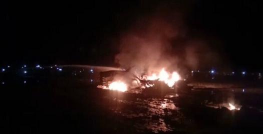 印度空军又又又坠机了!一架苏30在中印边境地区坠毁