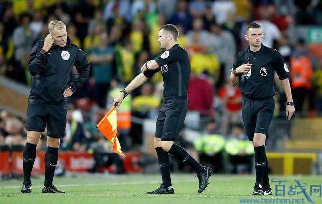 利物浦4-1大胜,利物浦4-1诺维奇,英超启用VAR系统