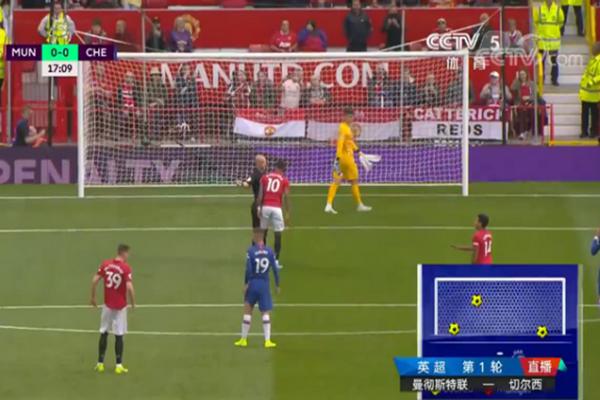 英超丨曼联4-0切尔西大胜 拉什福德梅开二度,新援首秀破门