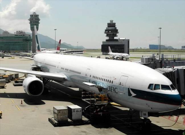 国泰CEO终回应,国泰CEO,国泰航空