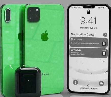 富士康员工爆料新iPhone增加墨绿色详细情报 原谅她就选它