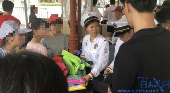 四问上海迪士尼,迪士尼禁止自带饮食,迪士尼翻包