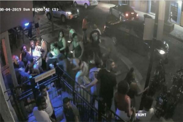 美国俄亥俄州公布枪击案细节 枪手32秒内击中26人,9人死亡17人受伤