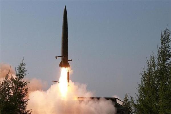 朝鲜三周内第六次发射飞行器 抗议美韩军演朝鲜再试射两枚不明飞行器
