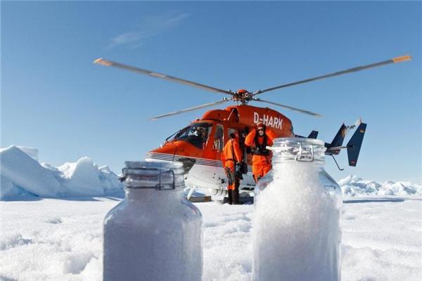 塑料,北极,塑料微颗粒,北极冰芯发现塑料,塑料颗粒,北极塑料,北极冰芯发现塑料微颗粒