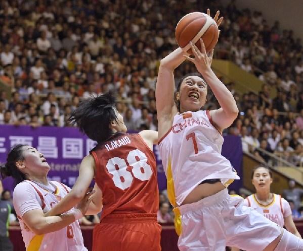 中国女篮夺冠,中国女篮,国际女篮锦标赛
