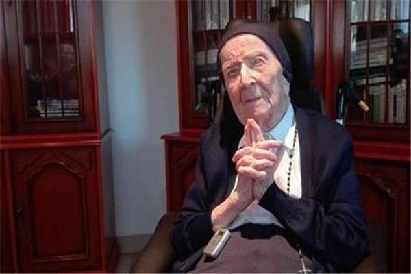 欧洲长寿冠军火热出炉 115岁修女成欧洲最长寿者平日爱吃巧克力