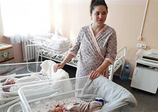 女子11周内生二胎,她究竟是怎么做到的?