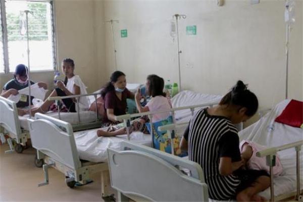 菲律宾,登革热,登革热疫情,全国性登革热,菲律宾爆发登革热疫情