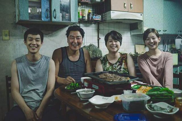 寄生虫竞争奥斯卡 韩国电影《寄生虫》有多好看?