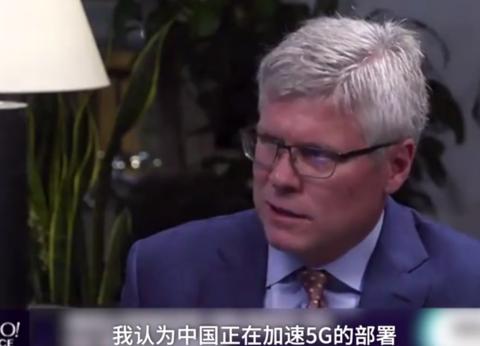 高通CEO谈中国5G:部署速度惊人,预计今年会超过10万基站
