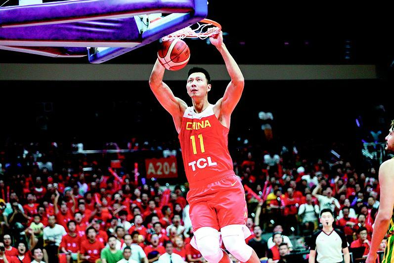 中国70-73巴西,男篮世界杯,中国男篮