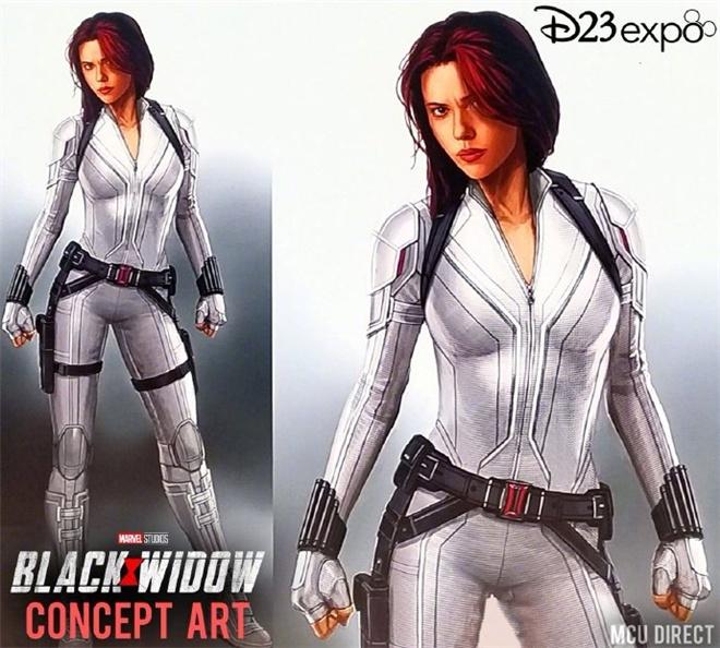 黑寡妇新海报变白寡妇,黑寡妇新海报,黑寡妇,白寡妇