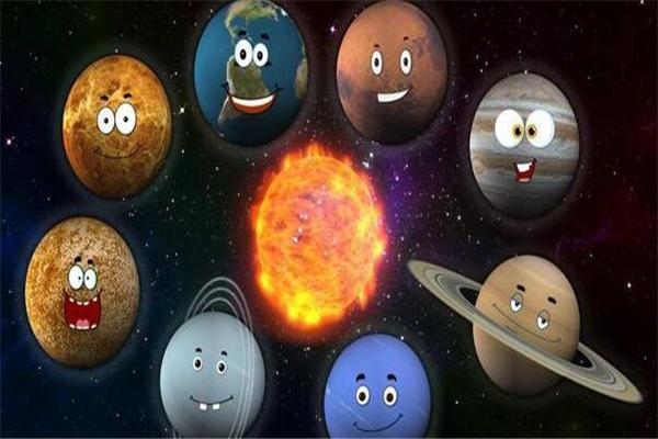 太阳在八大行星上的天空中到底长什么样? 在这个星球上竟看不到太阳