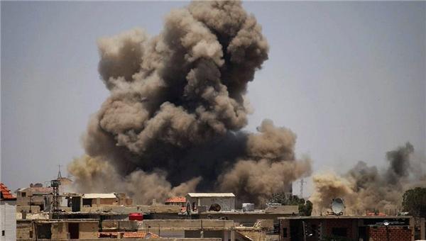 美军擅自空袭伊德利卜,未做出任何通报且违反停火协议