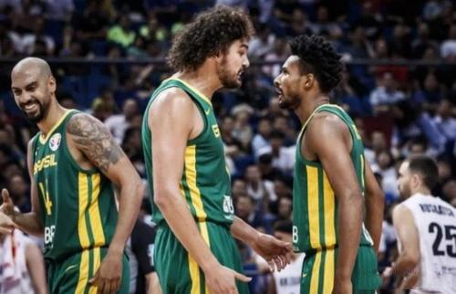 篮球世界杯,巴西险胜希腊爆冷,巴西对希腊