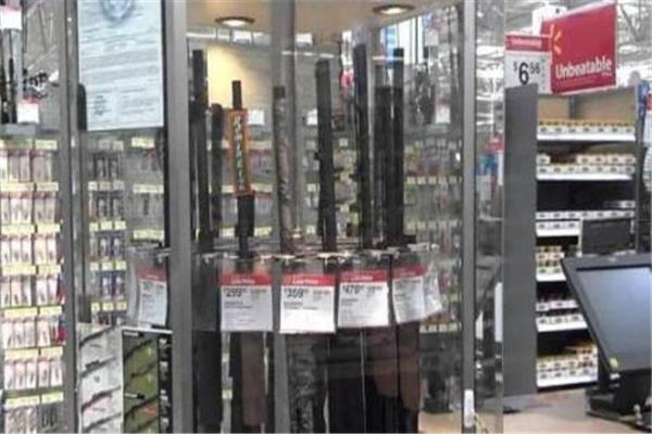 美国沃尔玛,沃尔玛,沃尔玛宣布退出美国手枪市场,沃尔玛退出美国手枪市场