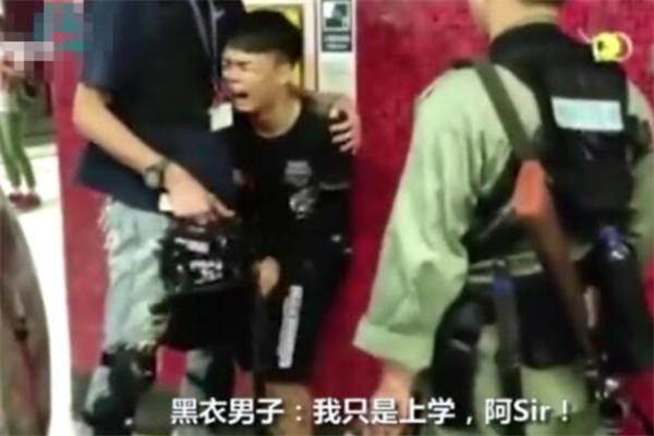 香港,香港暴徒,香港警方,香港地铁,香港警察
