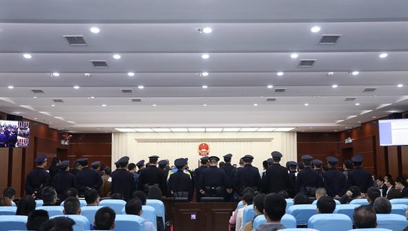 江西赣州涉黑案公开宣判,主犯获刑19年零6个月