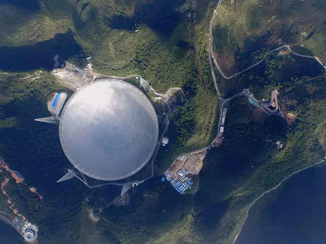 中国天眼首次探测到神秘射电信号快速射电暴 距离地球约30亿光年