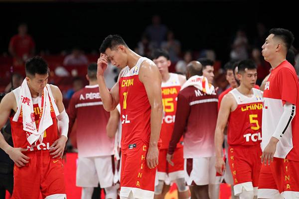 中国男篮打排位赛争取奥运门票 今晚中国男篮对战韩国