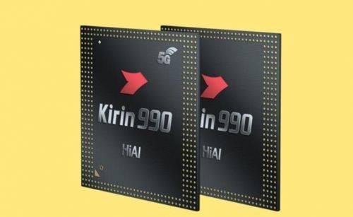 华为麒麟990芯片可用5G网络 但却配备18年旧架构?