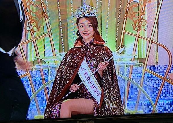 黄嘉雯港姐冠军,2019年港姐冠军,港姐冠军,黄嘉雯