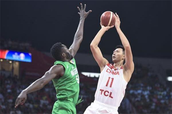 中国男篮,易建联,易建联狂砍27分,尼日利亚男篮,中国男篮不敌尼日利亚