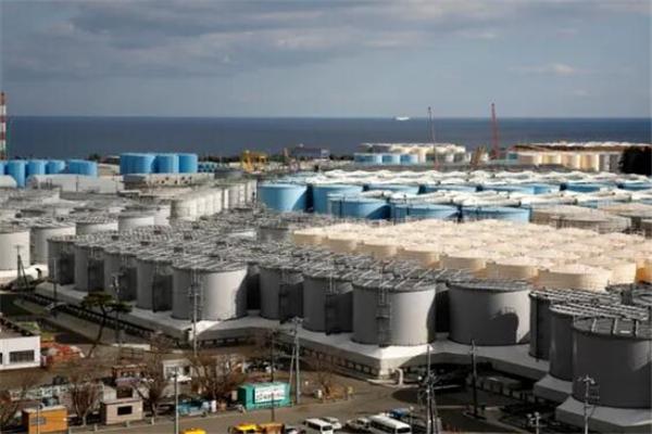 福岛核电站,福岛核电站污水,太平洋,福岛核电站污水排入太平洋