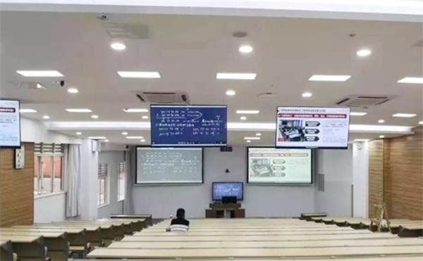四川大学网红教室
