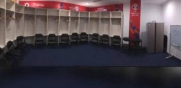 日本男篮清扫更衣室,没赢比赛也绝不输素质