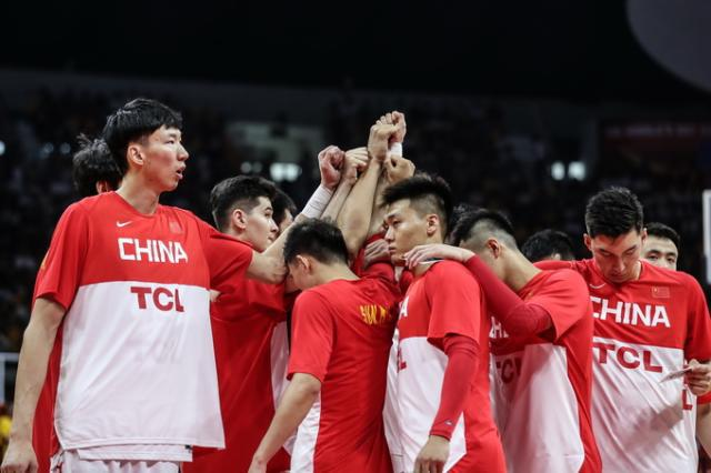 籃球世界杯中國男籃獲第24名 未能提前鎖定奧運落選賽參賽資格