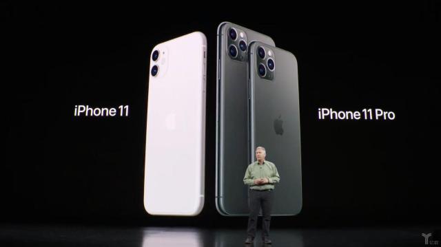 苹果发布会新iPhone浴霸三摄 奇葩外观惹网友嘲笑