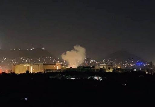 美驻阿富汗使馆遭火箭弹袭击,美国使馆遭火箭弹袭击,火箭弹袭击美国驻阿富汗大使馆