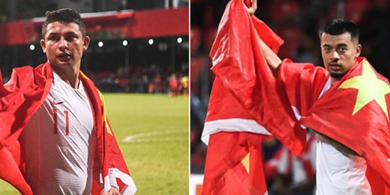 国足5-0马尔代夫 世界杯预选赛开门红无血缘归化球员艾克森梅开二度