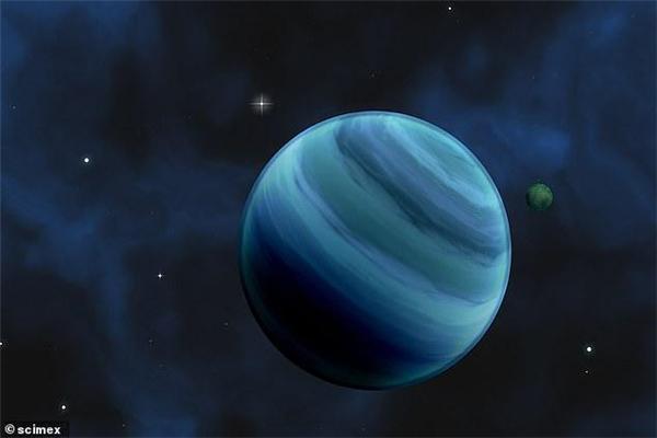 科学家在系外行星大气层中发现水 110光年外超级地球或存在生命