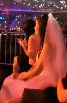 刘德华被粉丝求婚,刘德华回应被粉丝求婚,刘德华,刘德华被求婚