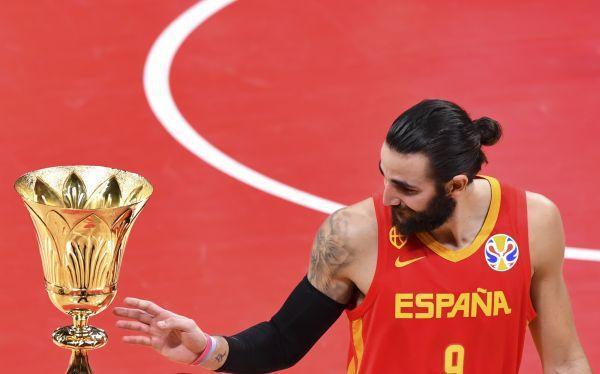西班牙95-75战胜阿根廷 西班牙夺得2019篮球世界杯冠军