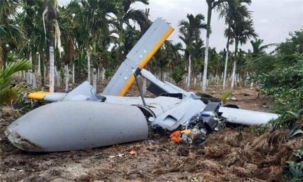 坠机的魔咒又来了?印度一国产无人机坠毁