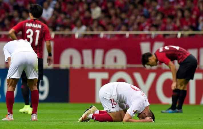 上港1∶1戰平浦和紅鉆無緣亞冠四強 雙外援和意外傷病導致1比1平局