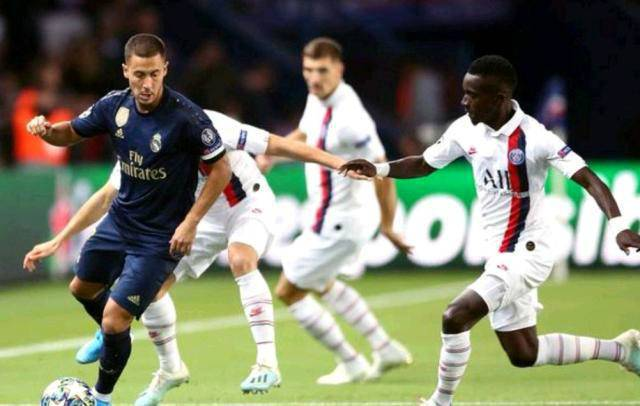 皇马0-3巴黎,欧冠,迪马利亚梅开二度