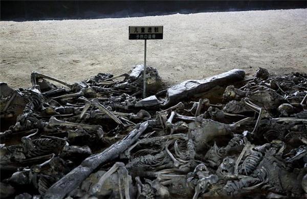 """沈阳首次公开""""平顶山惨案""""历史档案,又一日本侵华不可辩驳的罪证"""