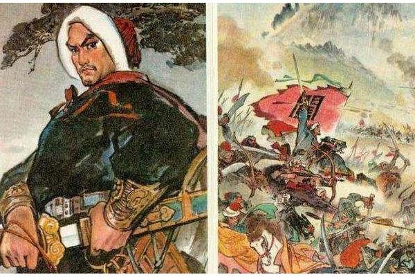 闯王李自成,李自成,李自成为什么看到清军就跑路