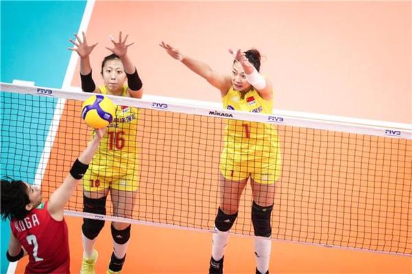 中国女排六连胜 战胜宿敌巴西女排,袁心玥狂砍26分