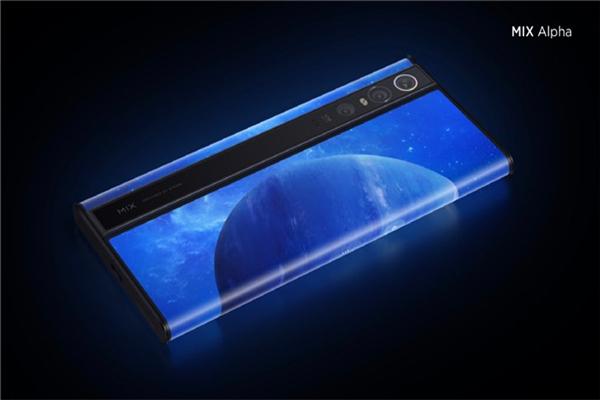 MIX Alpha,小米环绕屏手机,小米MIX Alpha,环绕屏手机