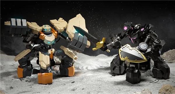 《王者荣耀》首款体感格斗机器人开卖,人机一体体验独特竞技乐趣