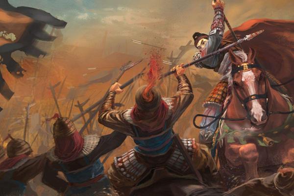 战国第五大名将,匡章,战国,战国时期