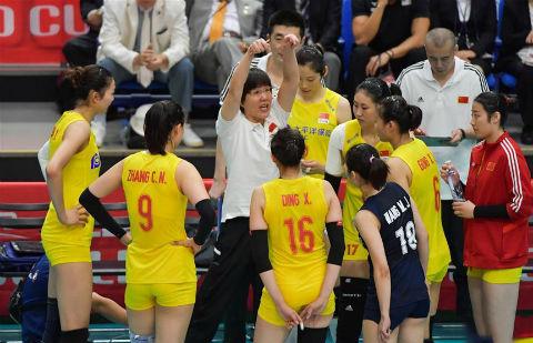 中国女排vs荷兰女排,2019中国女排vs荷兰女排,中国女排vs荷兰女排比赛直播