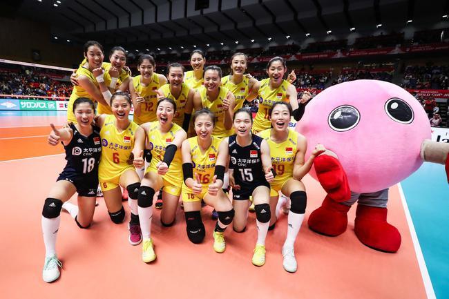 中国女排vs荷兰女排今日开打 中国女排能否带来九连胜冲击卫冕?