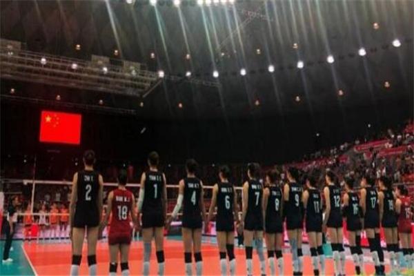 中国女排九连胜,中国女排3比1荷兰,中国女排,中国女排3:1荷兰
